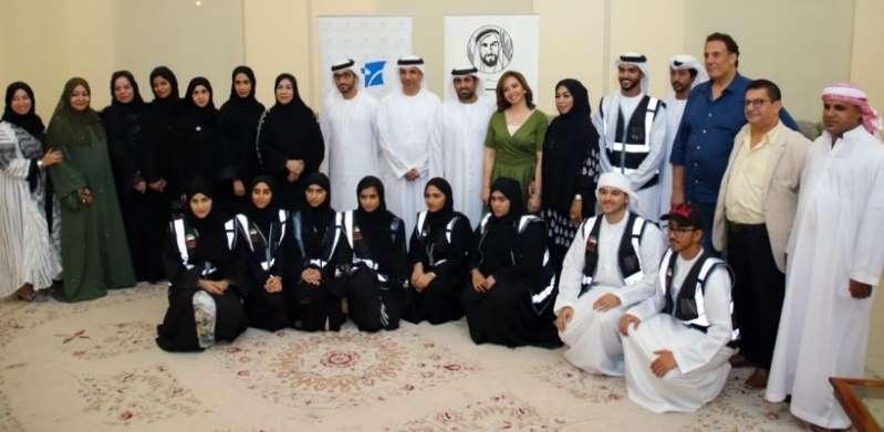 أعضاء جمعية الصحفيين الإماراتية